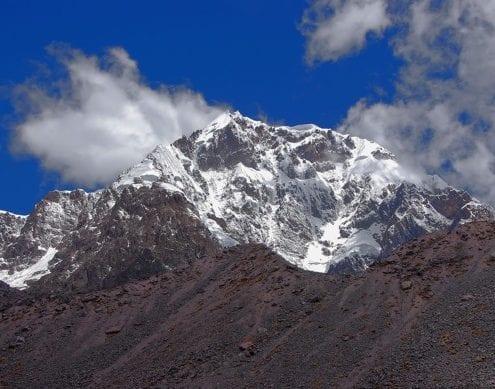 Berg Ausangate Peru
