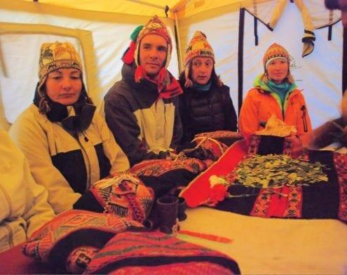 Zeremonie Ausangate Peru