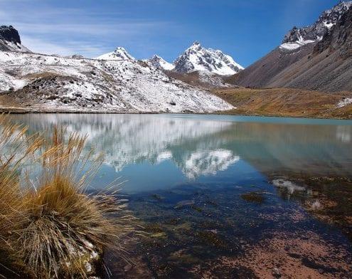 Lagune Ausangate