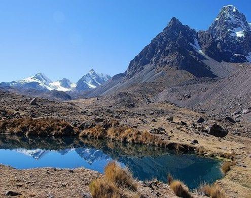 Cocha Ausangate Peru