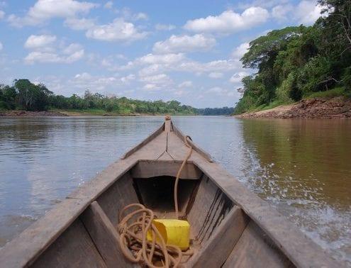 Boot Amazonas