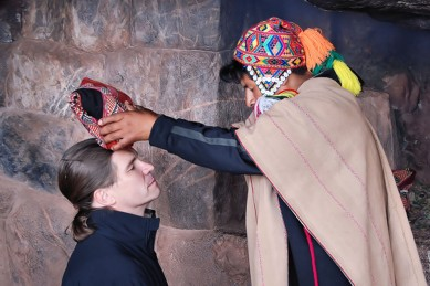 Quero, Schamane, Zeremonie, Peru