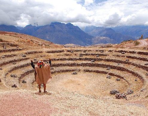 Quero, Moray, Peru
