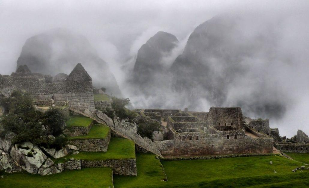 Machu Pichu mystisch